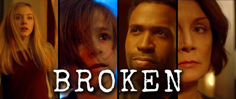 "Trailer Release: ""Broken"" (Short Film)"